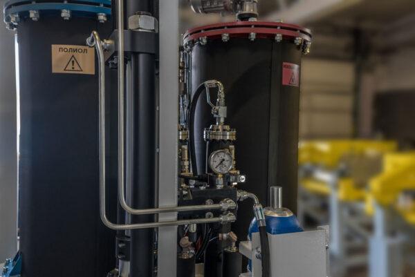 Четырехкомпонентные смесительные машины Седна-В 4К